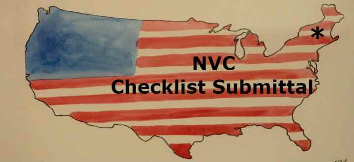 nvc checklist financial and supporting documentation spouse visa