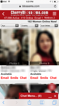 check email on dating sites