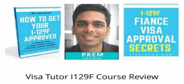 Visa Tutor I129F Course Review