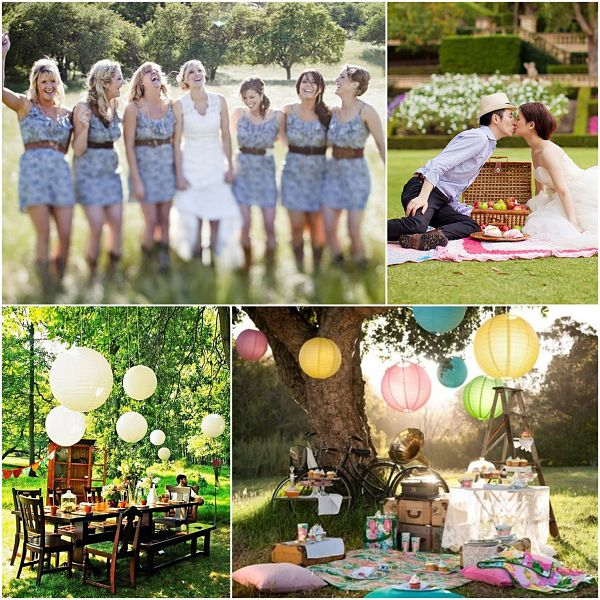 Outdoor Decorations For Summer Party