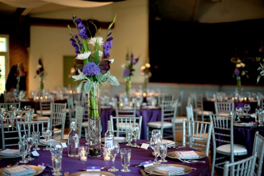 Purple And Yellow Decorations For Wedding Decoration For Home