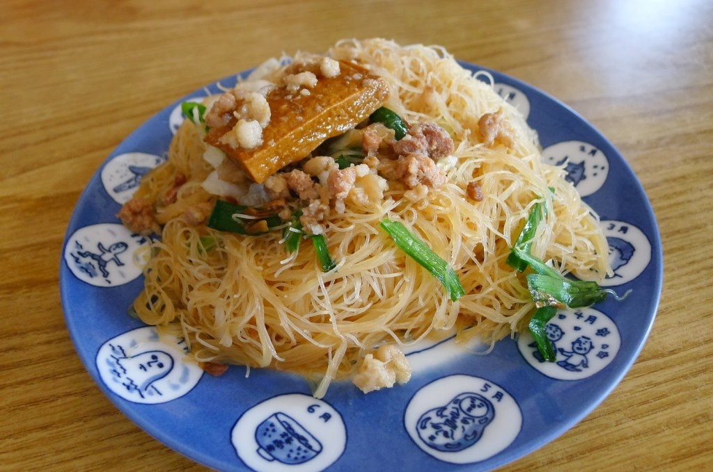 Best fried mee hoon I have eaten at 海瑞貢丸