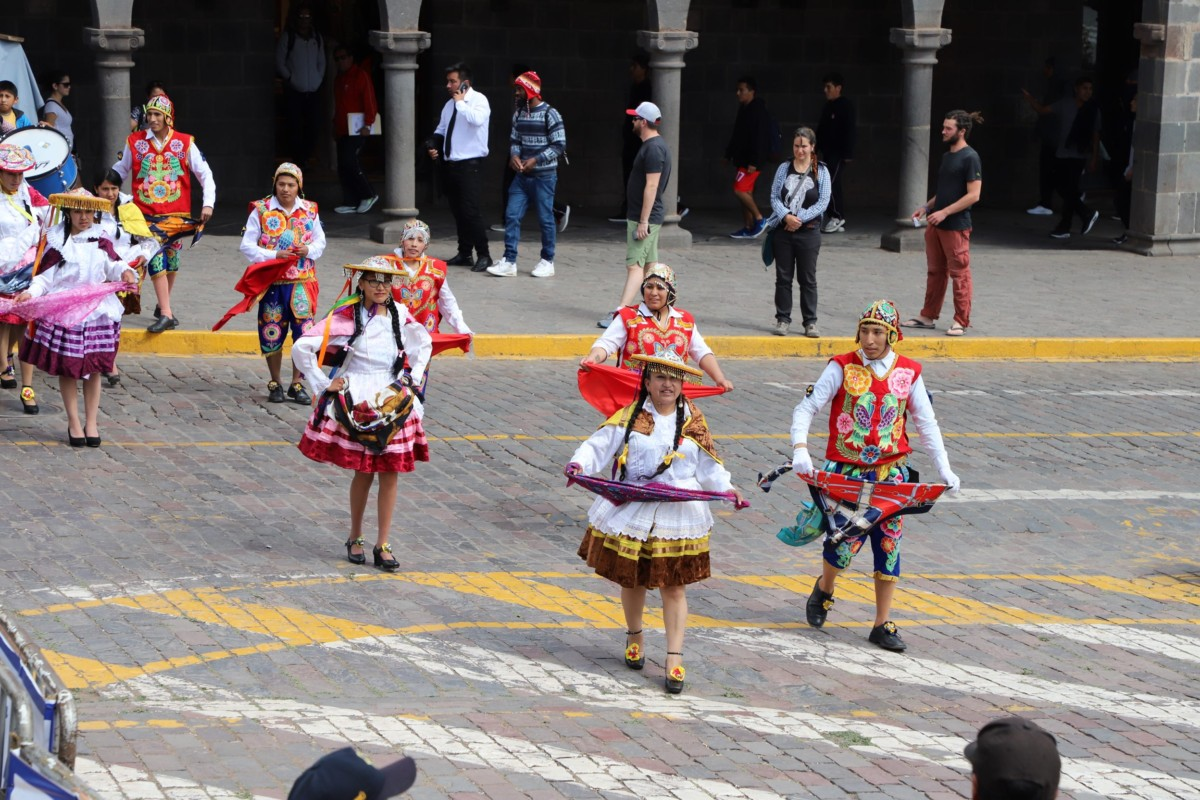 Cusco Festival celebration
