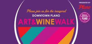 downtown plano wine walk love you more too north dallas blogger plano lifestyle blogger North Dallas april events