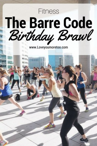 love you more too north dallas blogger plano lifestyle blogger fitness blogger The barre code design district birthday wetdeck W Victory Dallas