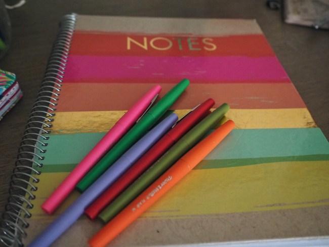love you more too north dallas blogger plano lifestyle blogger desk essentials Kate Spade lilly pulitzer