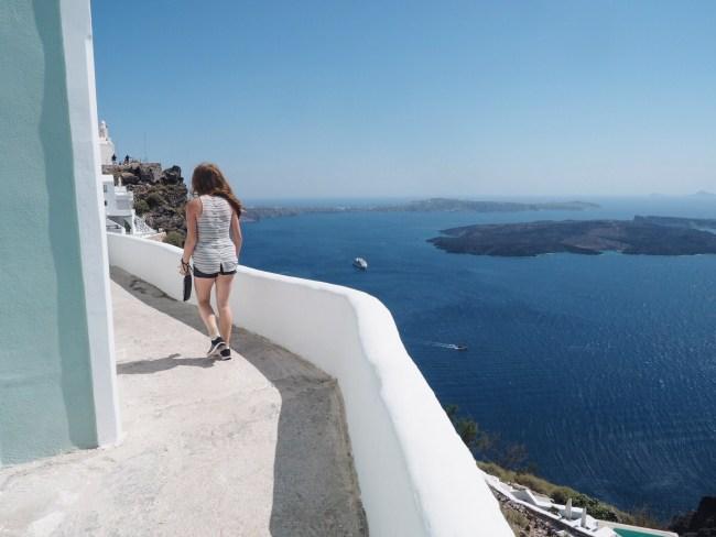 love you more too north dallas blogger plano lifestyle blogger travel blogger Greece travel couple what to do in santorini Imerovigli Fira