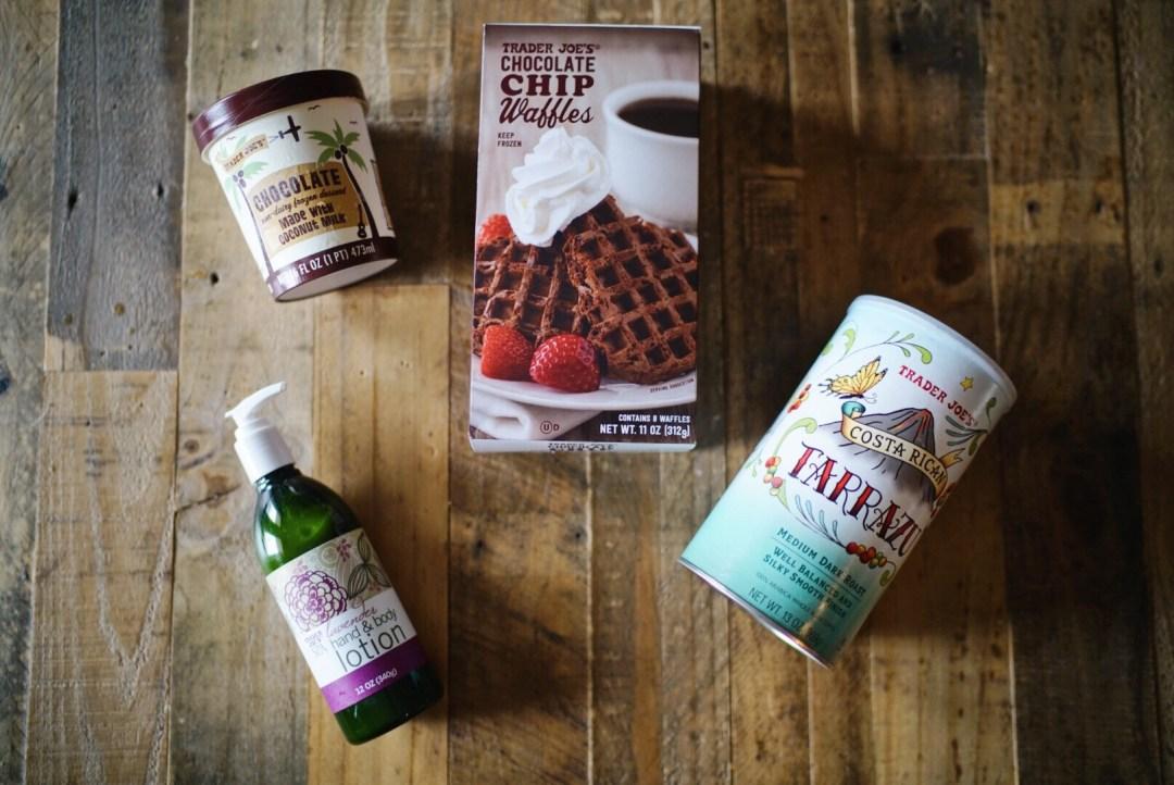 January Trader Joe's Favorites Dallas Food Blog Blogger Love You More Too