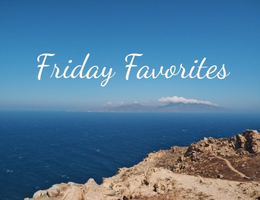 Friday Favorites Dallas Fitness Blog Blogger Love You More Too