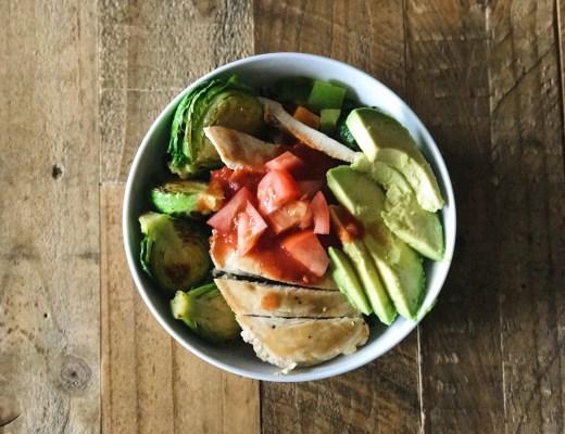 Southwest Chicken quinoa bowl recipe food blogger North Dallas Blog Blogger Love You More Too
