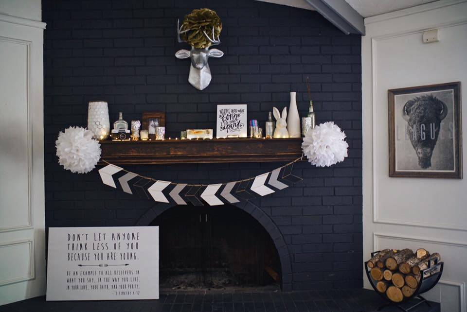 Gender Neutral baby shower ideas lifestyle blogger North Dallas Blog Blogger Love You More Too
