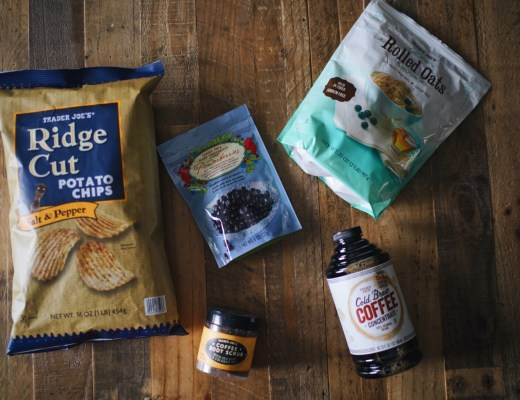 April Trader Joe's Favorites Food blogger North Dallas Blog Blogger Love You More Too