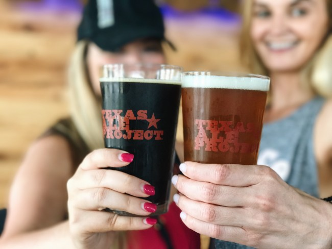 Texas Ale Project brawl and brews barre code food fitness blogger North Dallas Blog Blogger Love You More Too
