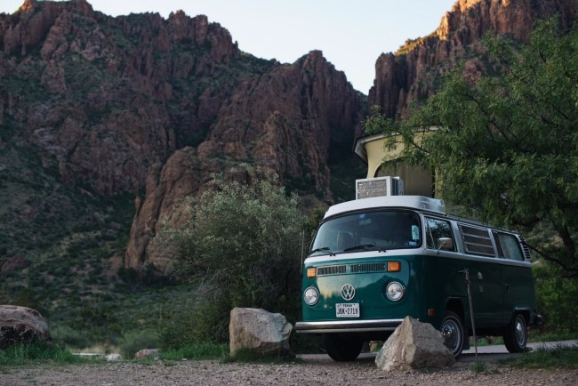 Van Life Big Bend Travel Blog Blogger Love You More Too