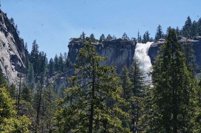 Van Life Yosemite National Park Travel Blog Blogger Love You More Too