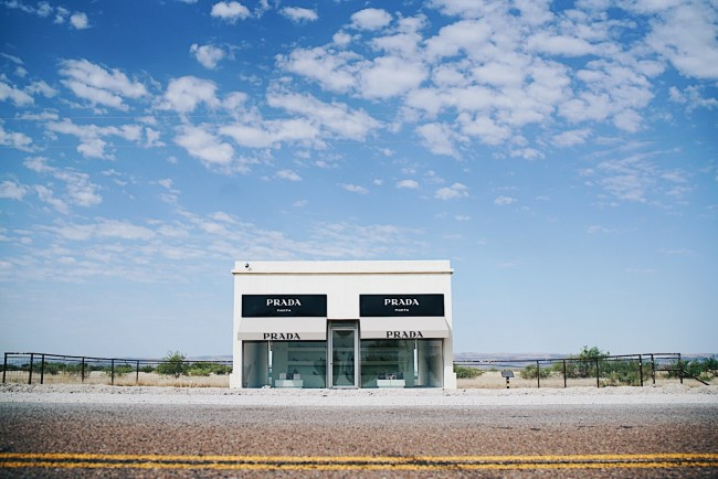 Prada Marfa Van Life Marfa Travel Blog Blogger Love You More Too