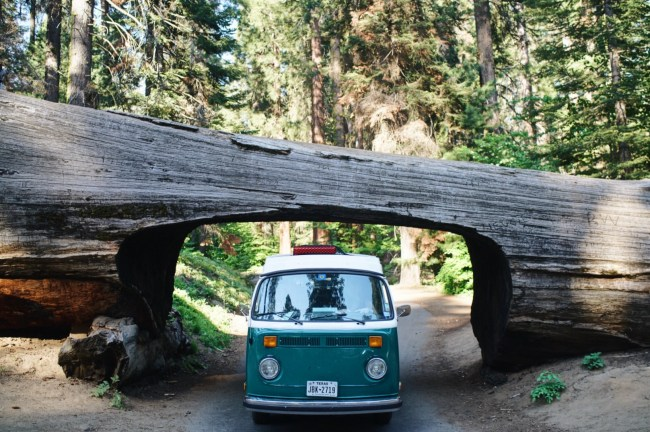 Van Life King's Canyon Sequoia National Park Travel Blog Blogger Love You More Too