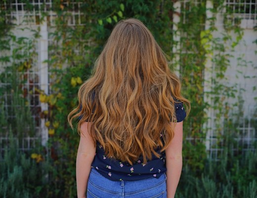 How to Wash Your Hair Only Once a Week