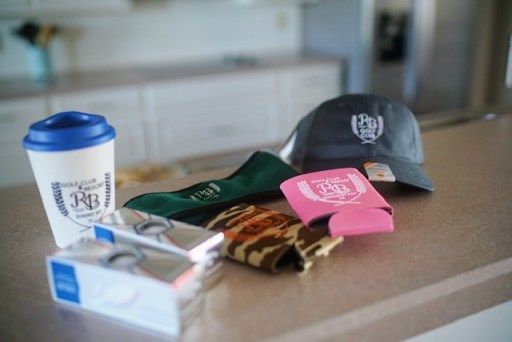 RB Golf club resort gift shop
