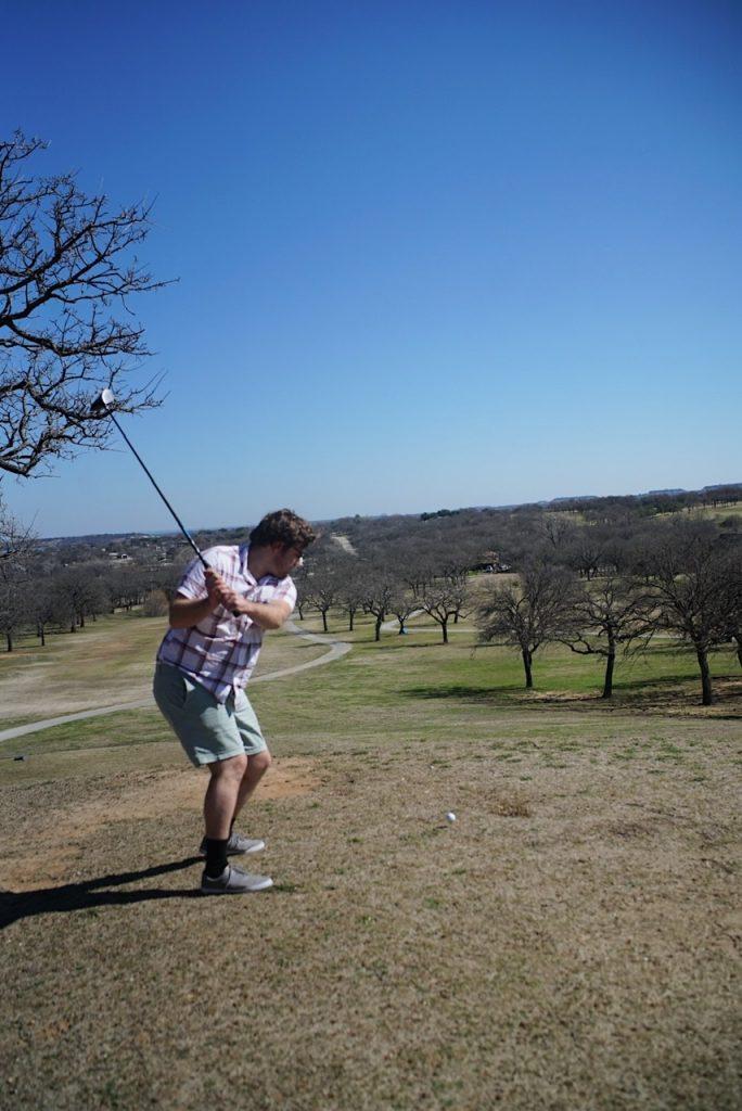 RB Golf club resort golf course
