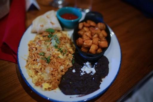 brunch at Taco Lingo