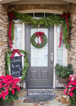 Merry and Bright Holiday Home Tour Part 1