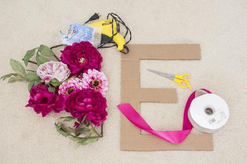 floral-monogram-letter | loveyourabode |-5