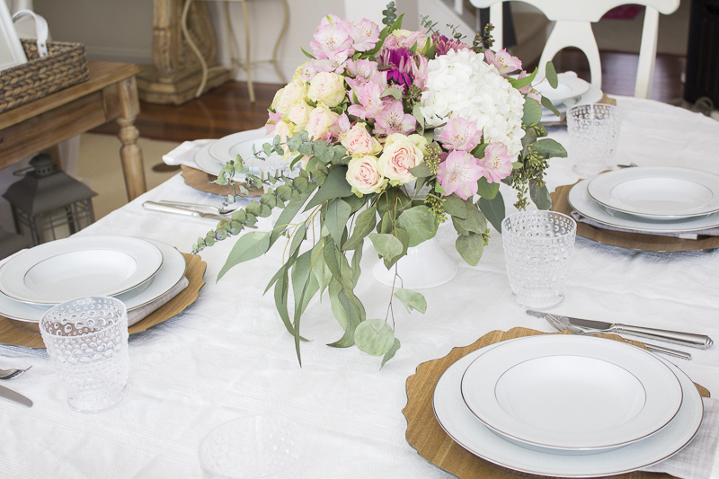 easter-tablescape-neutral | loveyourabode |-8