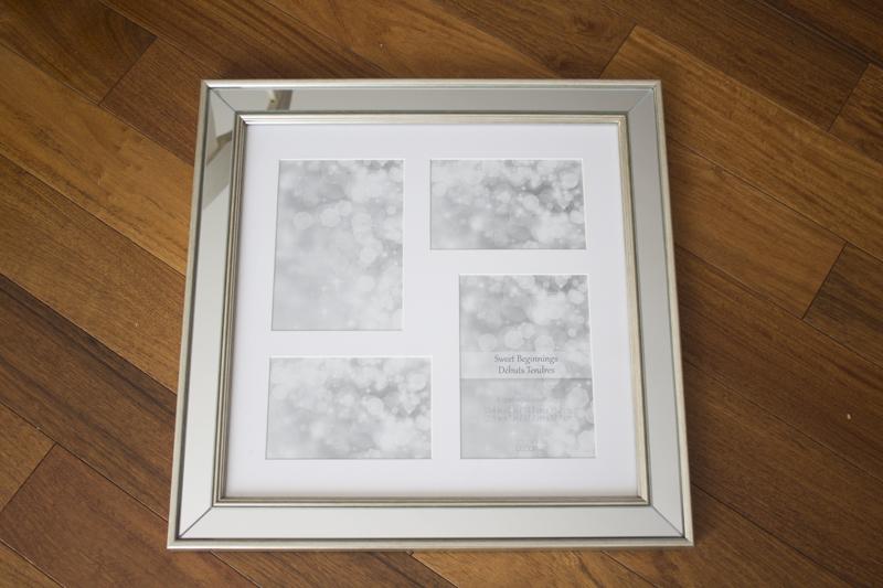 Framed Napkin Art - Love Your Abode