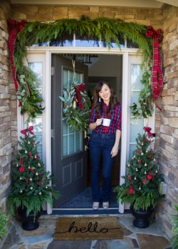 Merry and Bright 2017 Holiday Home Tour