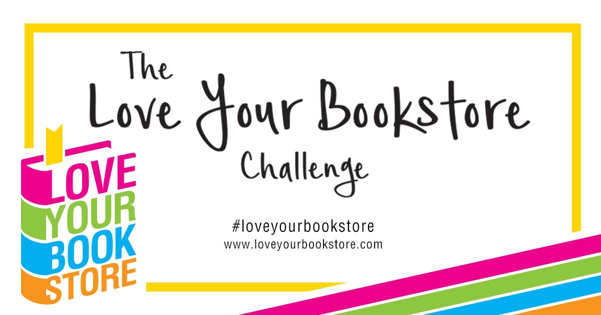 #loveyourbookstore