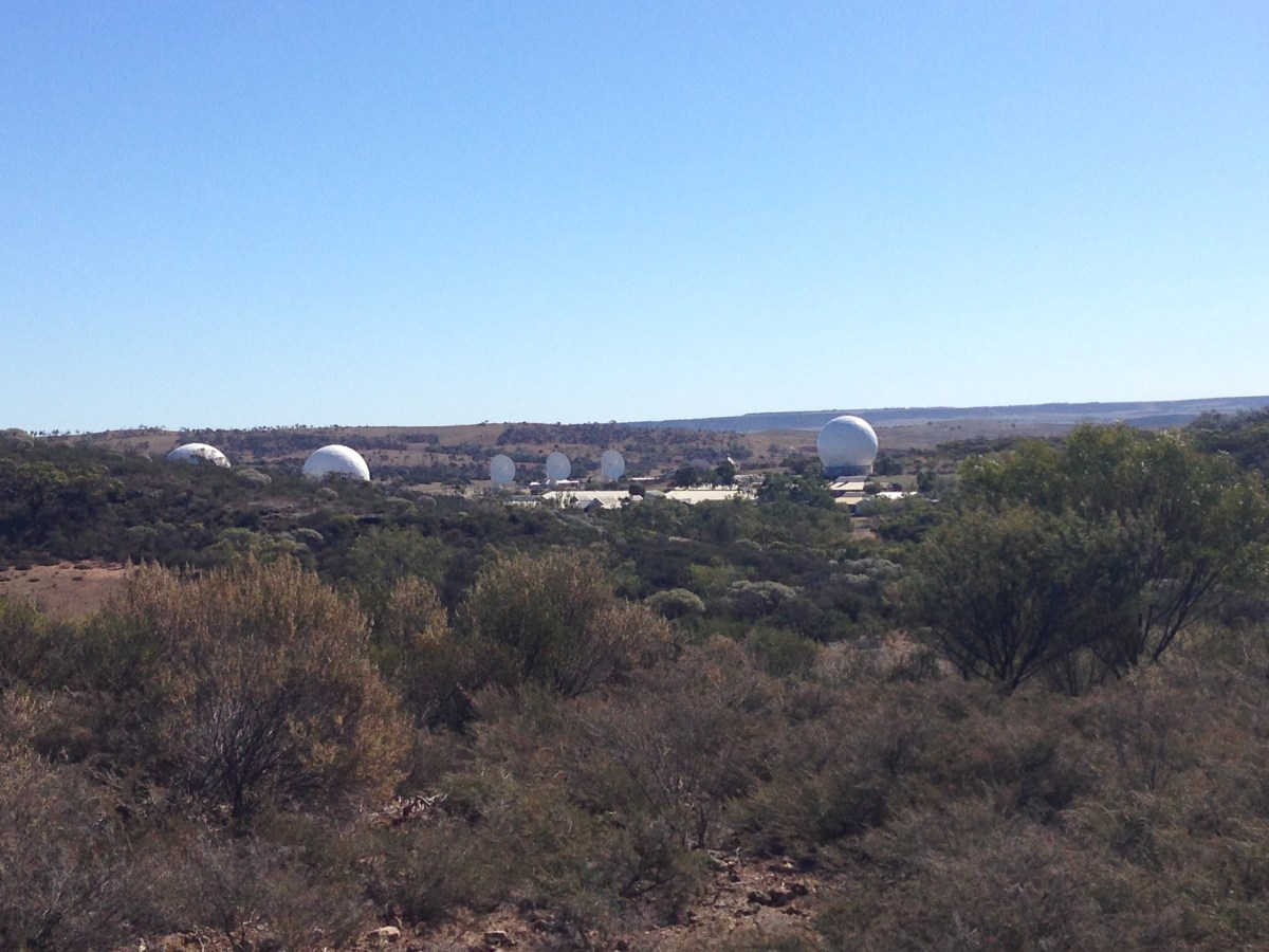 Australian Defence Satellite Communications Station- Geraldton, Western Australia