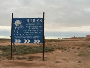Riba's Underground Camping