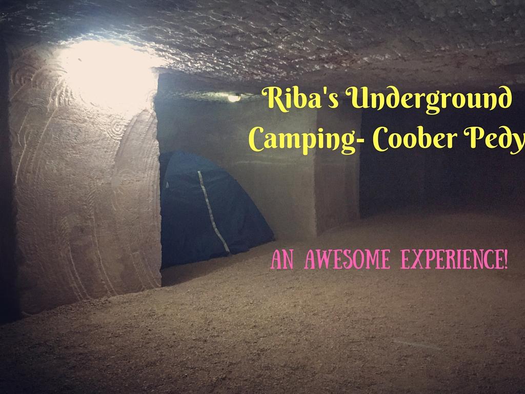 Riba's Underground Camping & Tourist Park- Coober Pedy