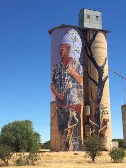 Silo Art Trail
