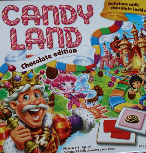 Candy Land Chocolate Edition