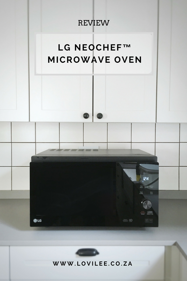 read my lg microwave oven review on the