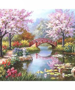 Romantic Landscape Painting