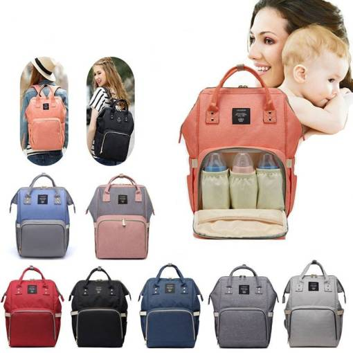 Large Capacity Maternity Backpack