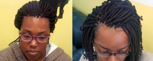 lovina's african hair braiding | braiding hair | waukegan
