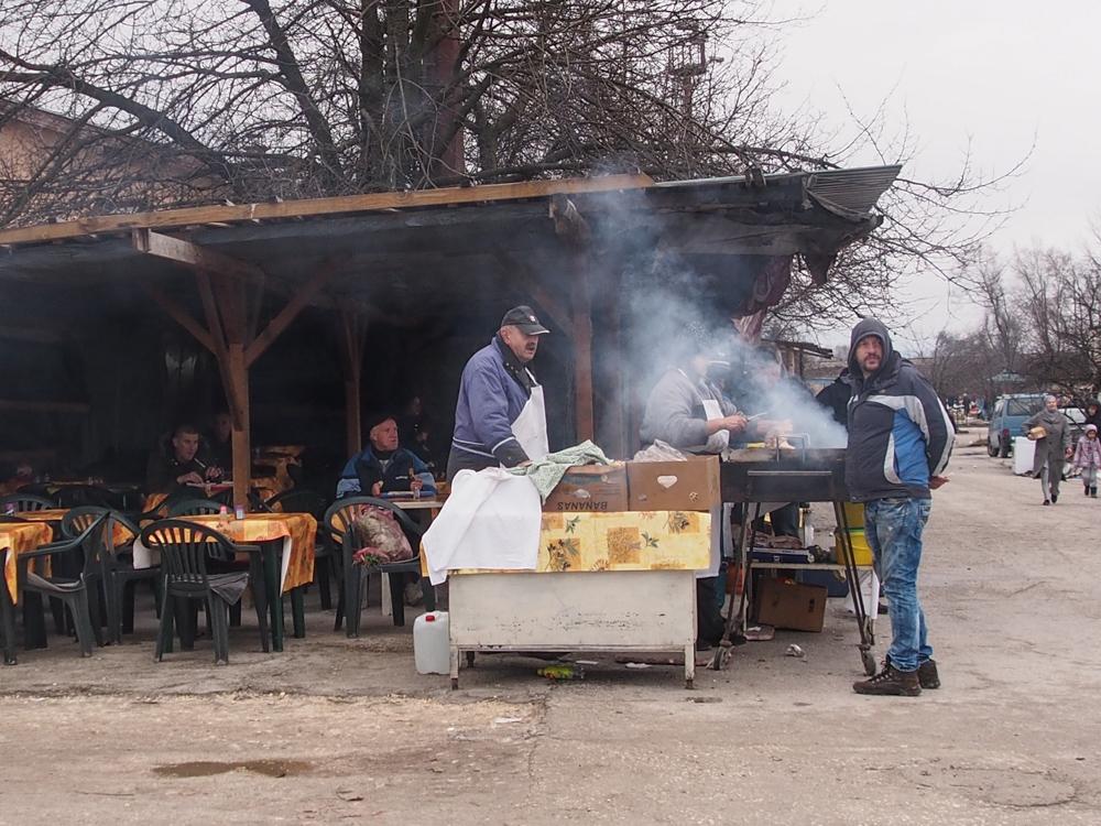 stup sarajevo bosnia flea market vintage mercatino pulci balkan