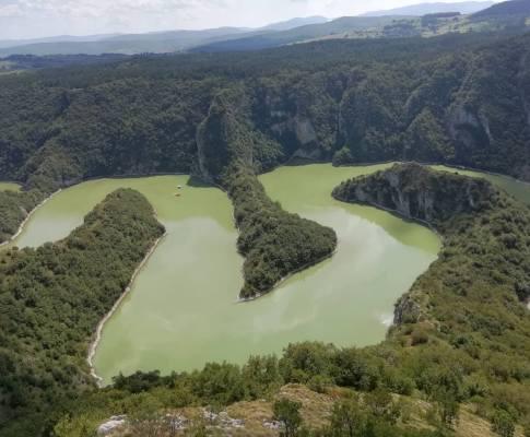 Riserva Naturale del fiume UVAC, Serbia