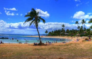 Poipu Beach Hawaii 2
