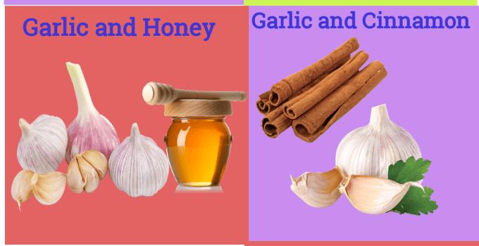 honeyand garlic for weight loss