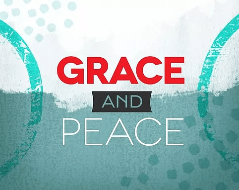 Let Grace And Peace Be Multiplied To You