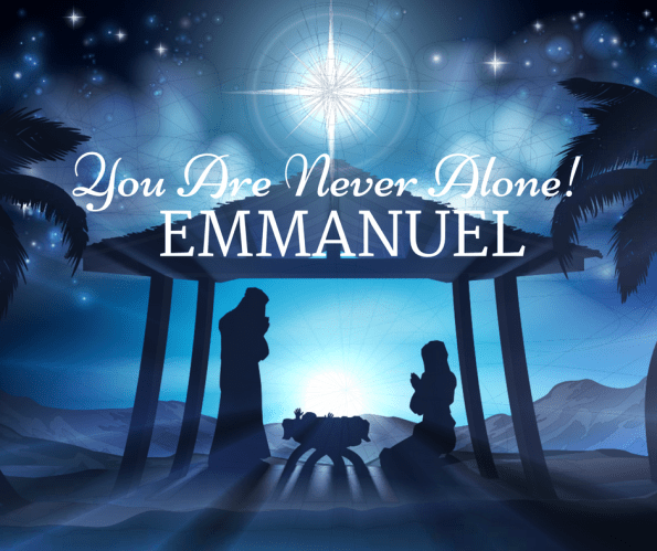 Immanuel Is God's Sign To Us