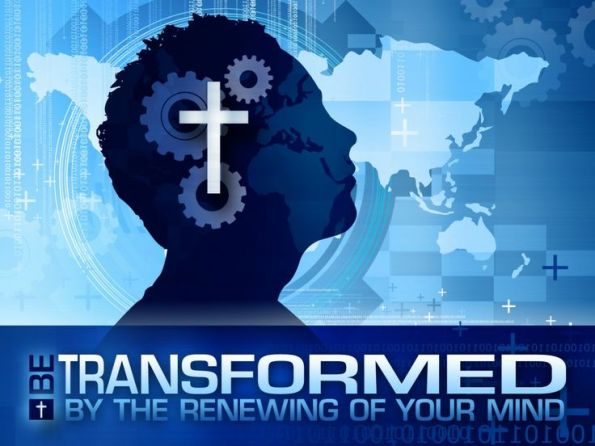 Renewed And Transformed From Glory To Glory