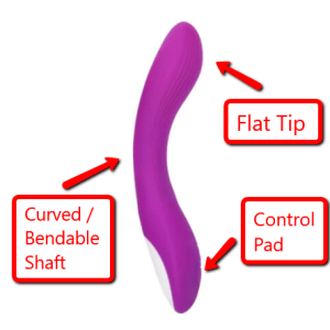 G-Spot Vibrator Illustration
