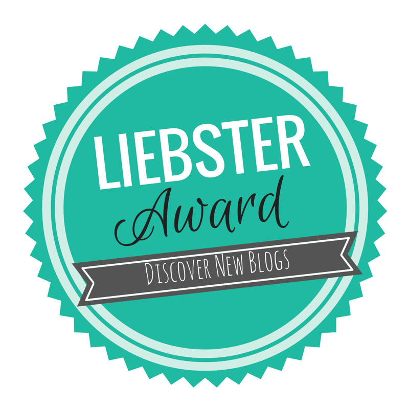 Image result for Liebster Award logo