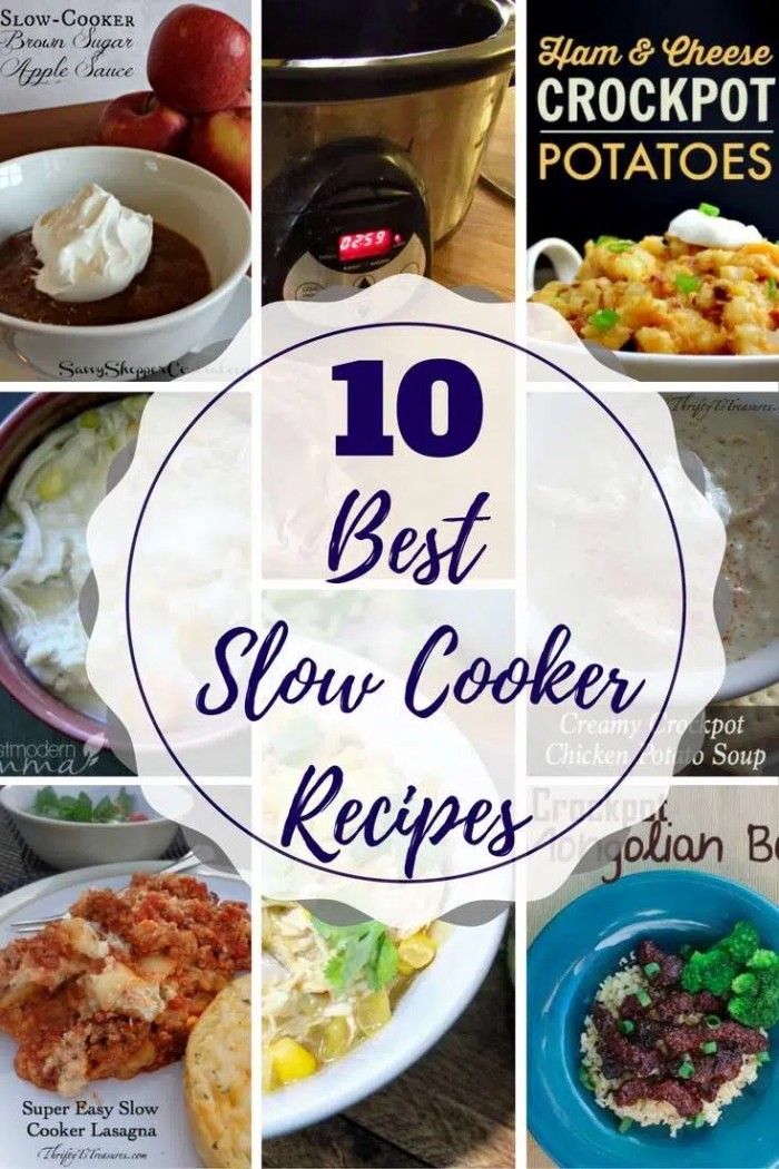 10 Best Slow Cooker and Crock Pot Recipes on Pinterest